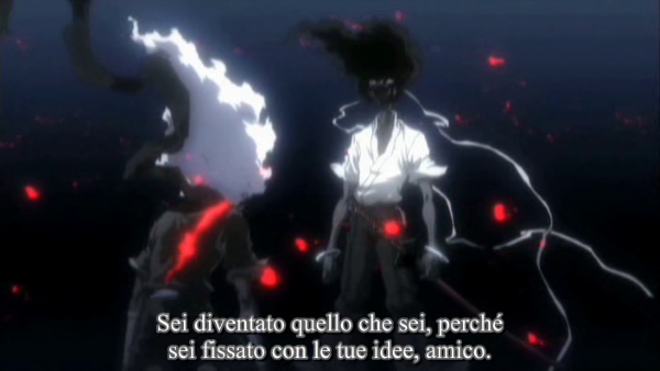 afro samurai real talk