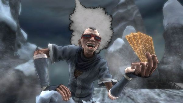 Afro Samurai x360 membra poker
