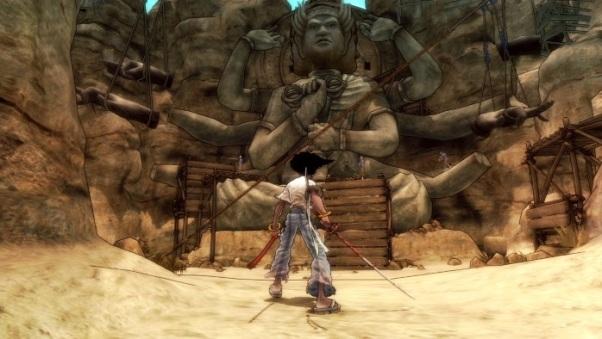 afro samurai x360 screenshot 2