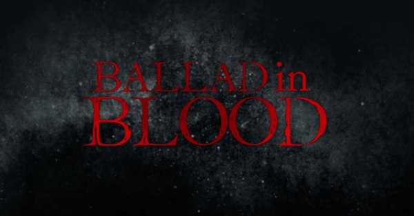 Ballad In Blood logo