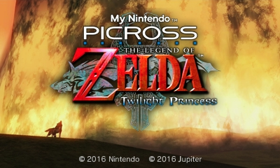 my nintendo picross twilight princess