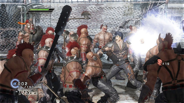 fist of the north star ken's rage screenshot 1