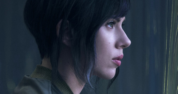 Ghost In The Shell 2017 Scarlett Johansson