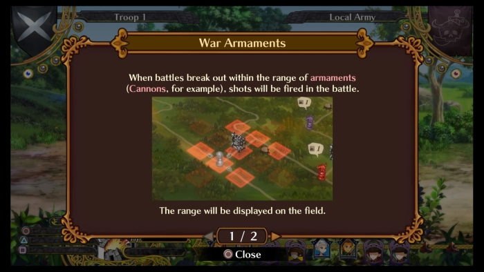 Grand Kingdom and the cannons of destruction have begun