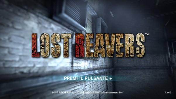 Lost Reavers WII U