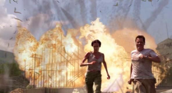 """""""Salta, l'esplosione non ci può seguire nell'acqua!"""""""
