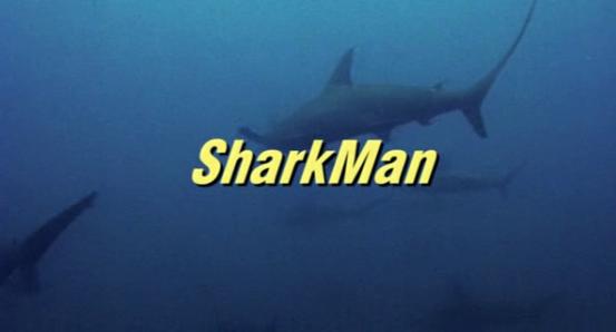 Sharkman Una Nuova Razza di Predatori