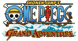 One piece grand adventure logo