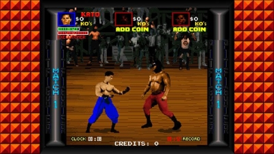 Pit fighter midway arcade origins