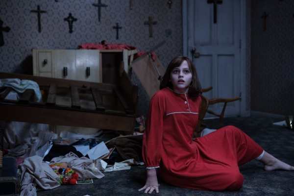 The Conjuring 2 cross room