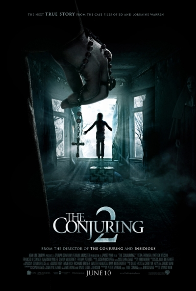 The Conjuring 2 locandina