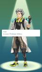 Pokèmon GO professorwillow