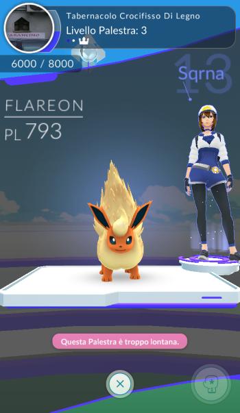 Pokemon GO palestra