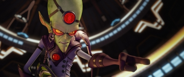 ratchet e clank il film dr. nefarious