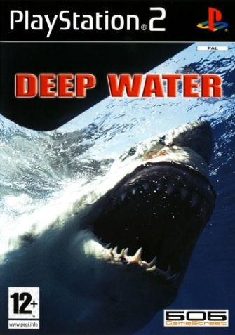 Deep Water PS2 packshot