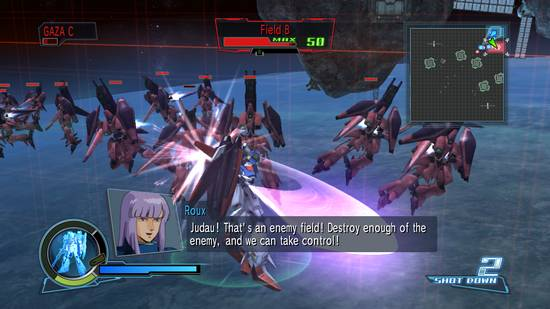 dynasty warriors gundam screenshot 2