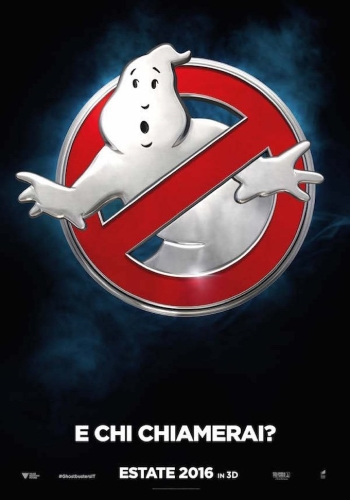 Ghostbuster 2016 locandina