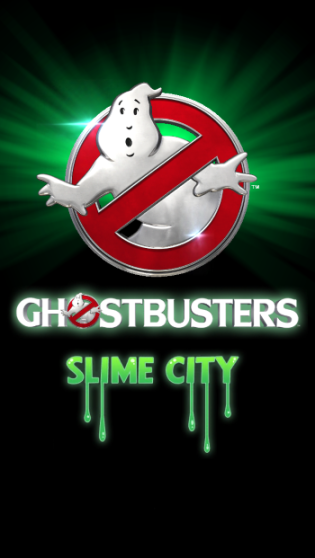ghostbusters slime city