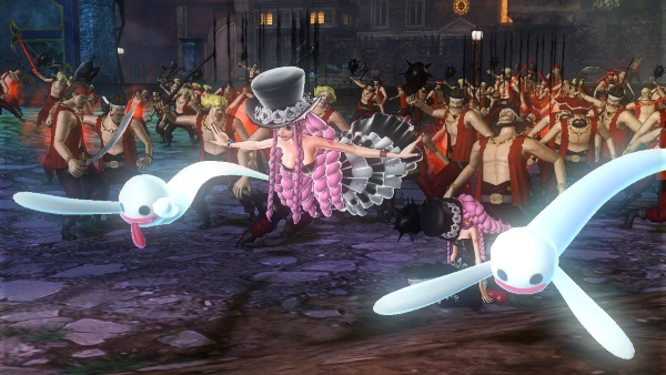 One Piece Pirate Warriors 2 perona