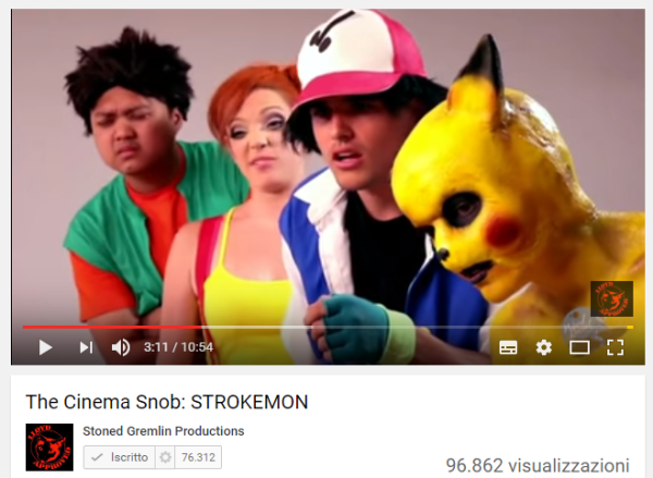 strokemon cinema snob