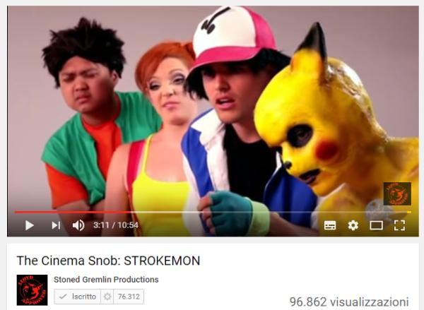 strokemon cinema snob