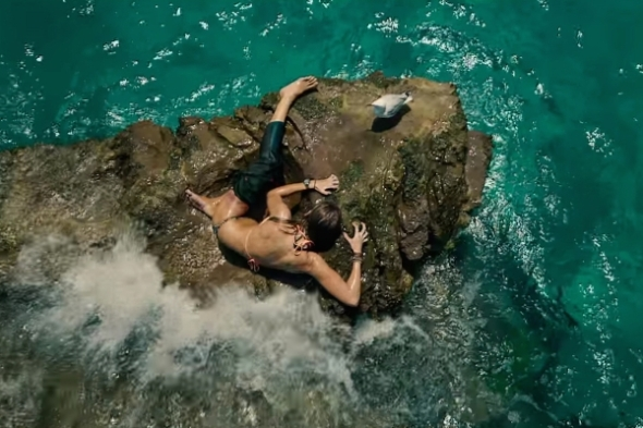 the shallows 2016 i am a rock