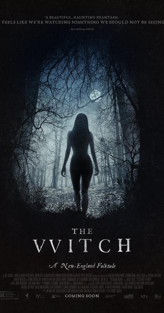 The Witch 2015 locandina