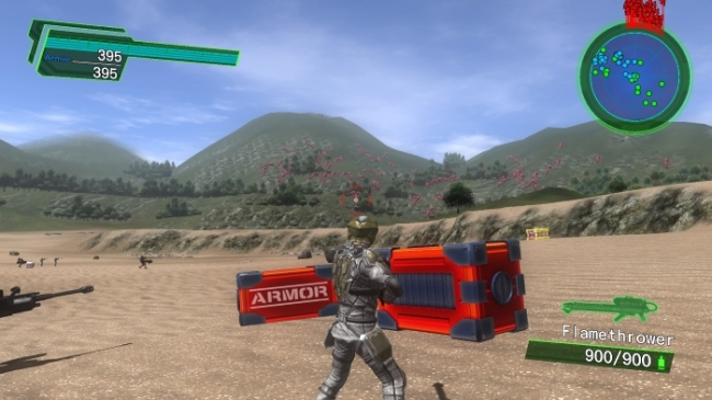 Earth Defense Force 4_1_ The Shadow of New Despair screenshot