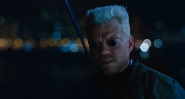 Ghost In The Shell 2017 googly eyes batou