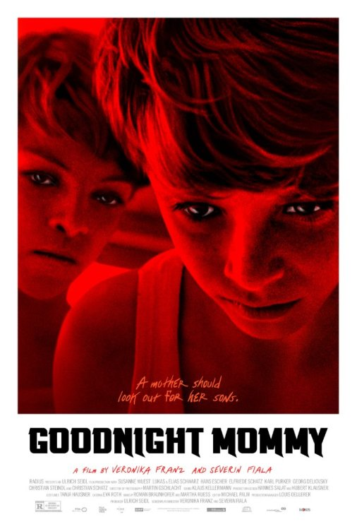 Goodnight Mommy locandina