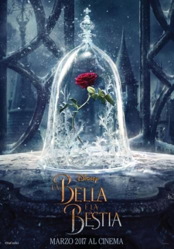 La Bella E La Bestia 2017 poster