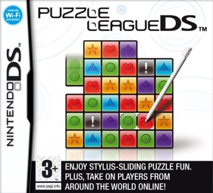Puzzle League DS cover