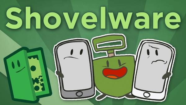 Shovelware extra credits