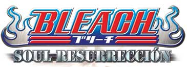 Bleach Soul Resurreccion PS3 logo