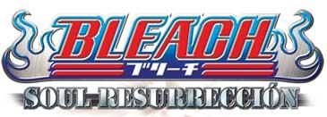 Bleach Soul Resurreccion PS3 logo