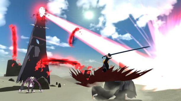 Bleach Soul Resurreccion PS3 menos grande laser