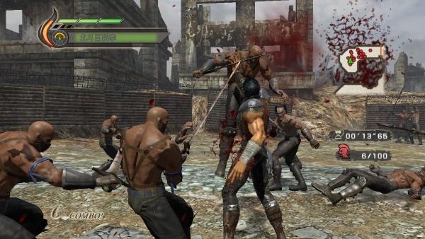 Fist Of The North Star Ken's Rage 2 gameplay