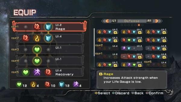 Fist Of The North Star Ken's Rage 2 scrolls system