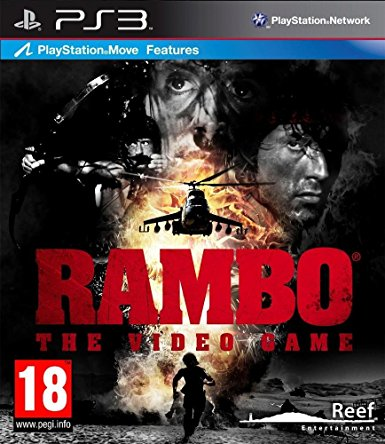 Rambo The Videogame PS3