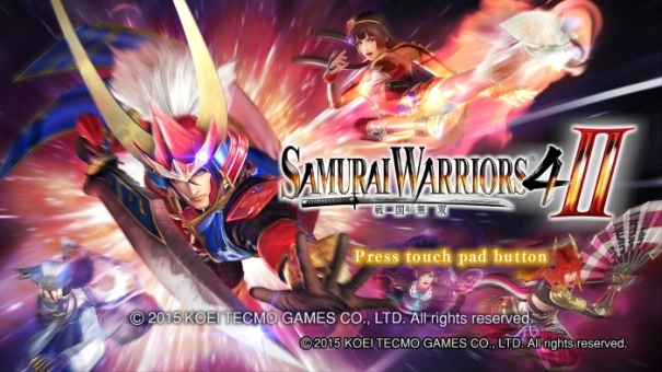 SAMURAI WARRIORS 4-Ⅱ_20160817131514