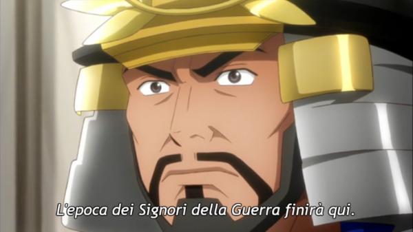 Samurai Warriors eiyasu tokugawa