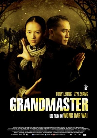 The Grandmaster 2013 locandina