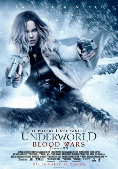 Underworld Blood Wars locandina