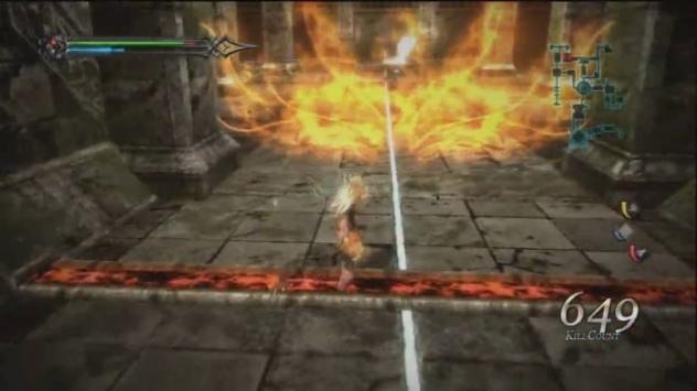 Ninety Nine Nights 2 elfin fire