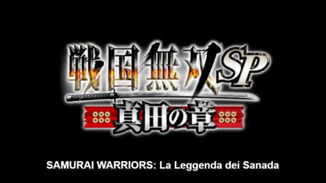 Samurai Warriors OVA La Leggenda Dei Sanada
