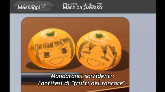 Miss Bernard Said mandaranci