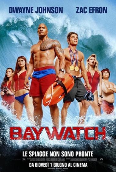 Baywatch 2017 locandina
