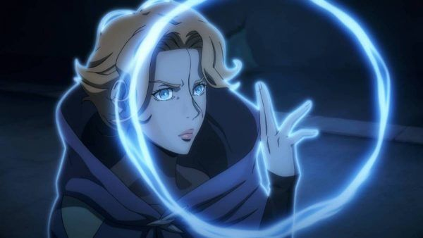 Castlevania s1 sypha