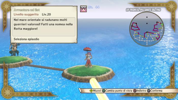 One Piece Pirate Warriors 3 diario dei segni
