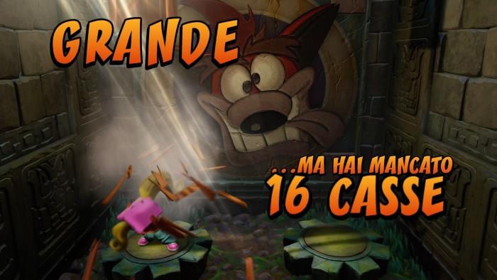 Crash Bandicoot N Sane Trilogy animal abuse